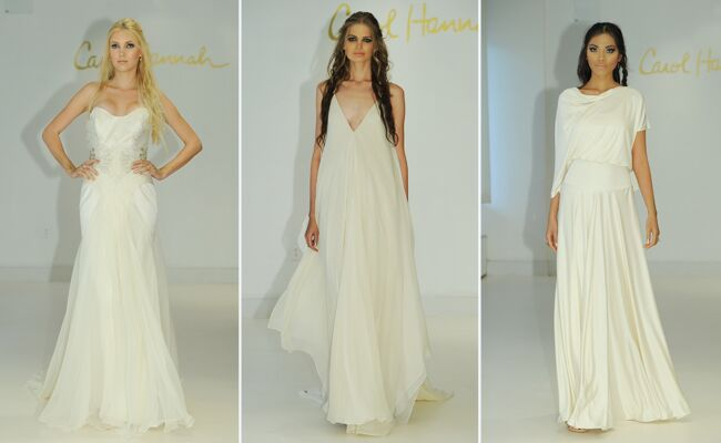 Carol Hannah Wedding Dresses Spring Summer See All The Photos