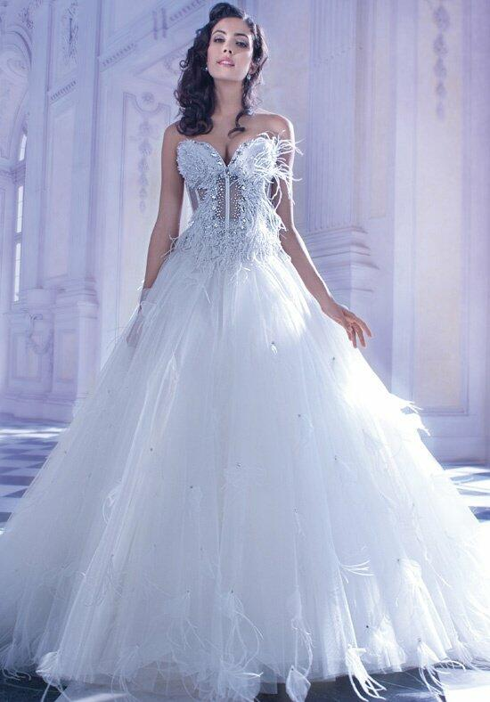 Demetrios 2874 Wedding Dress photo