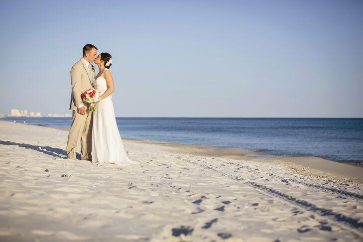 A Bright Beach Wedding In Panama City FL