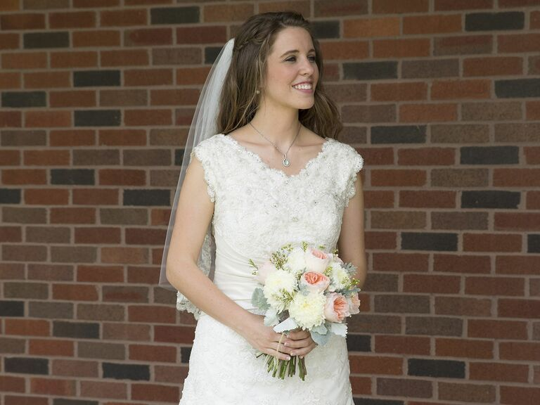 Jill Duggar\'s Wedding Dress: Get the Look!