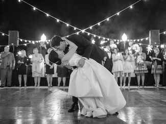 Bride and groom's first dance song