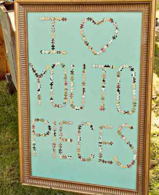 Romantic and Funny Sayings For Your Wedding Signs