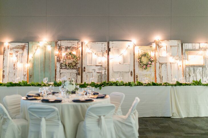 A Romantic Rustic Wedding At Pictou County Wellness