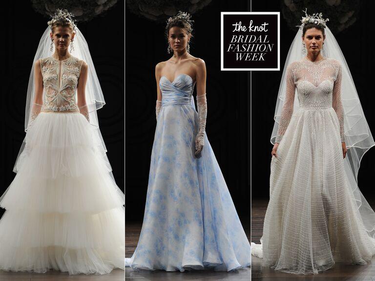 Bridal Fashion Week 2016 2016 Bridal Fashion Week