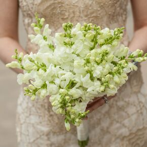 Sweet pea flower white bridesmaid bouquet mightylinksfo