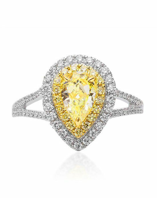 Roman + Jules KR5006WY-18K-FY Engagement Ring photo