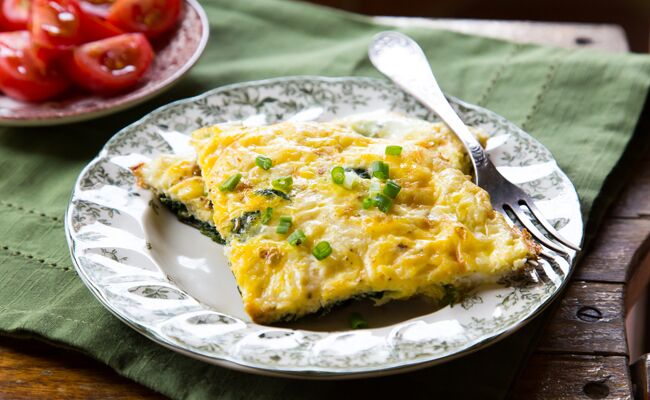 The Perfect Frittata Recipe You've Been Waiting For