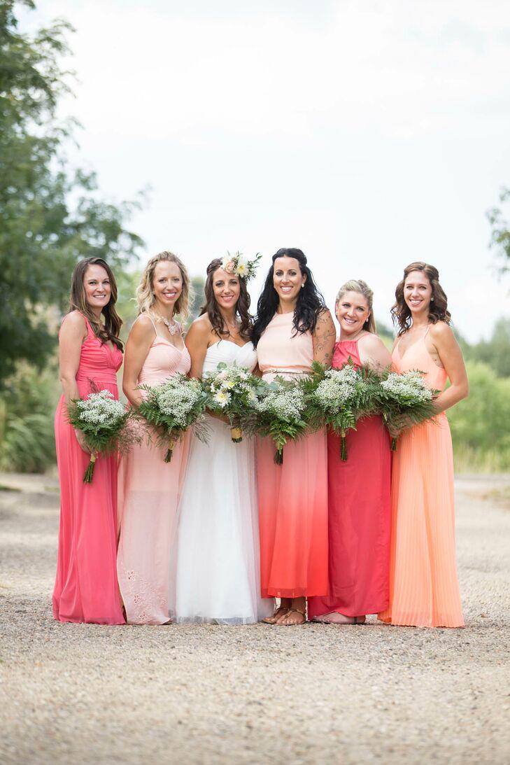 A Whimsical Bohemian Wedding At Osborn Farm In Loveland Colorado