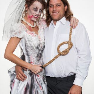 Halloween: Wedding Ideas, Couple Costumes & More