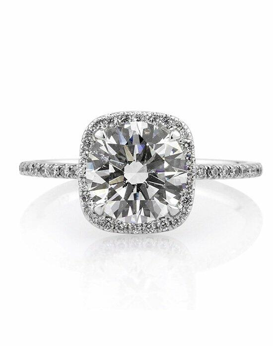 Mark Broumand 3.11ct Round Brilliant Cut Diamond Engagement Ring Engagement Ring photo