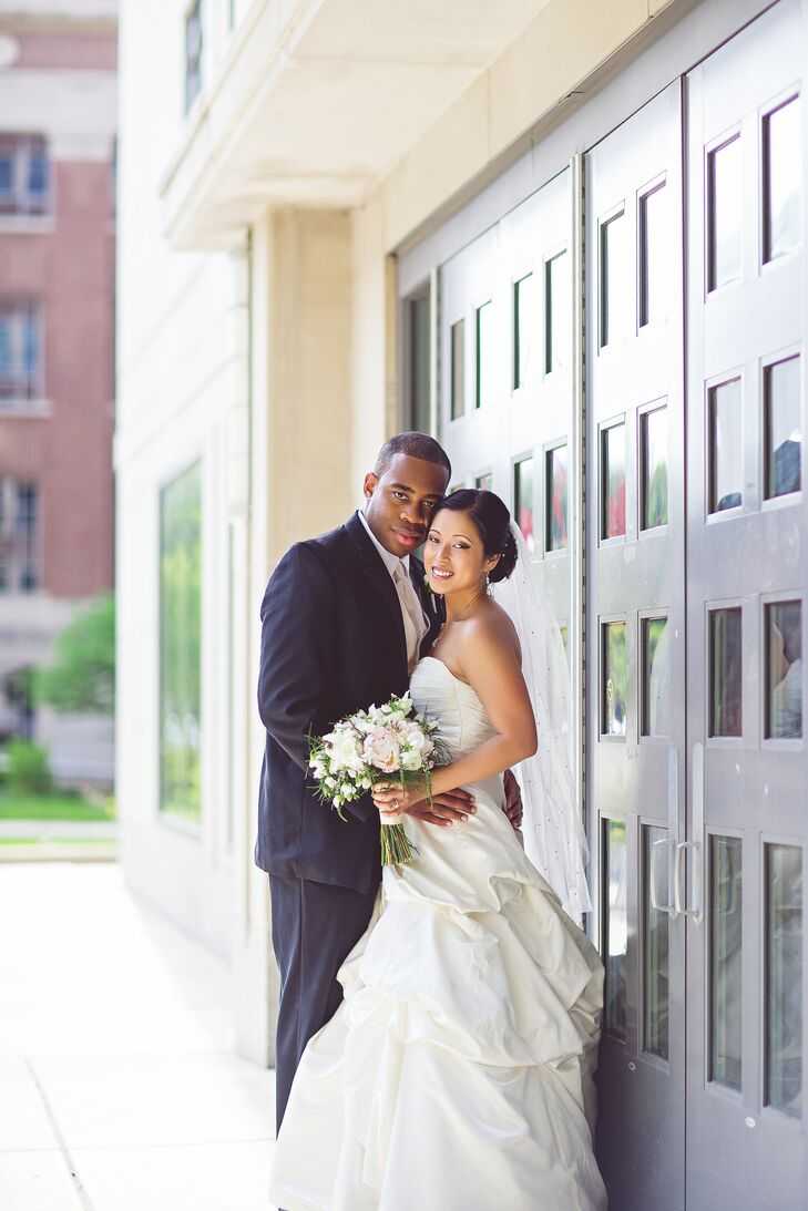 A Traditional, Elegant Wedding at Weber Restaurant and Boutique ...