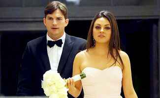 Mila Kunis is a Bridesmaid at her Brother's Wedding