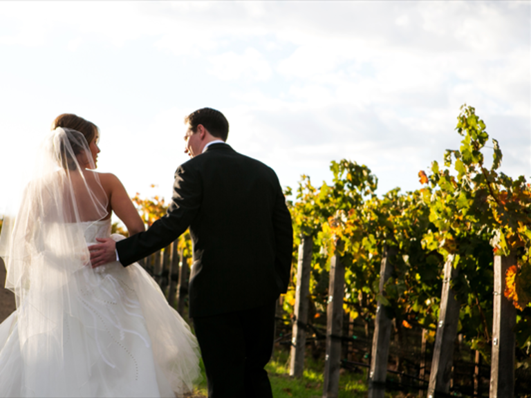 Vineyard Weddings in Napa