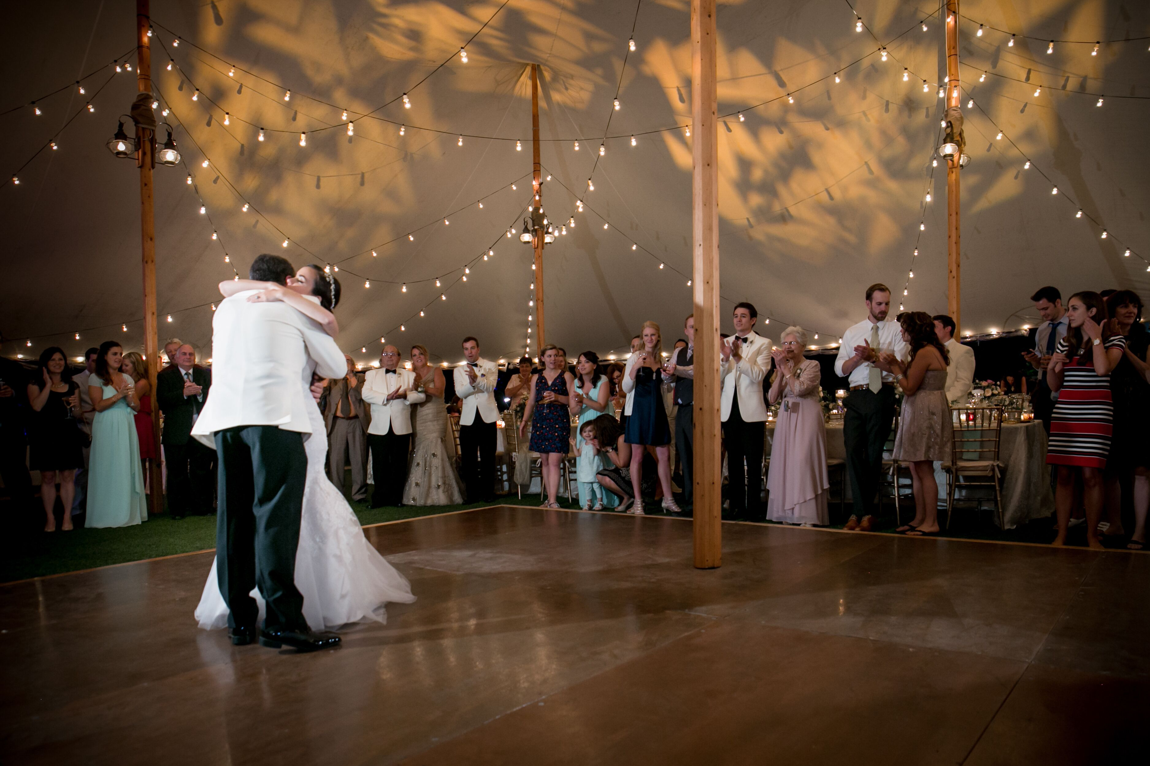 first dance to  u201cbaby i love your way u201d by peter frampton