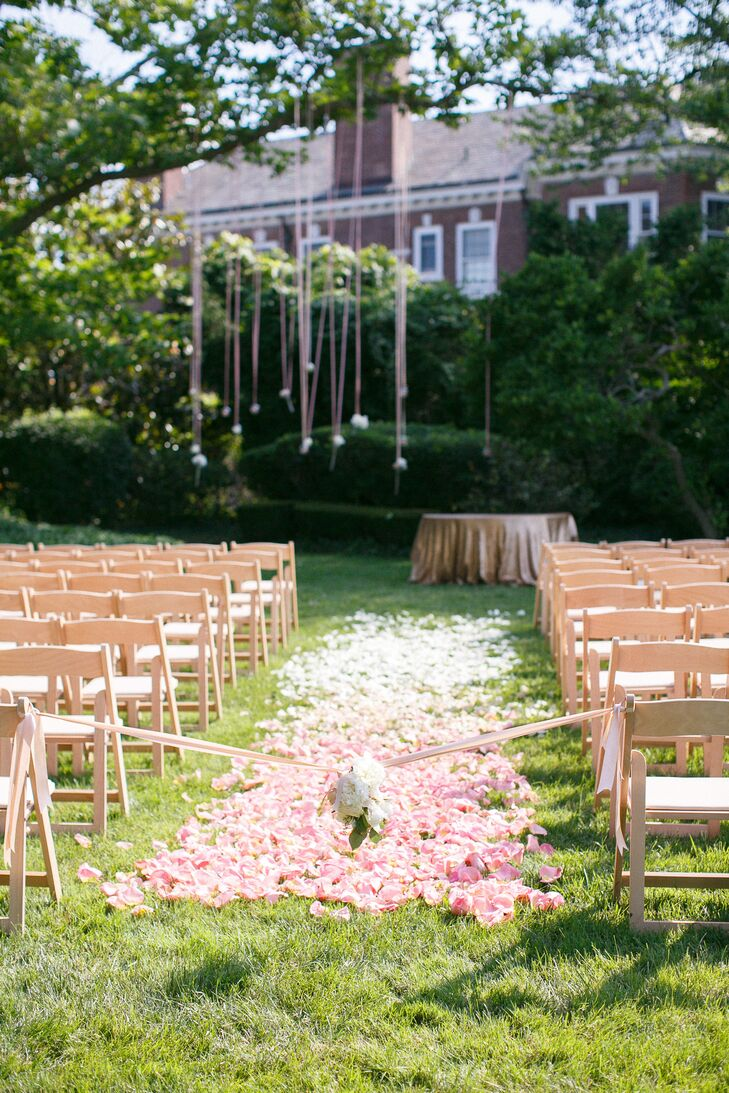 A Classic, Summer Wedding at Cap and Gown Club in Princeton, New Jersey