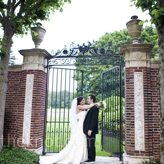 Westbury Gardens Wedding: Kate & Jared In Old Westbury, NY