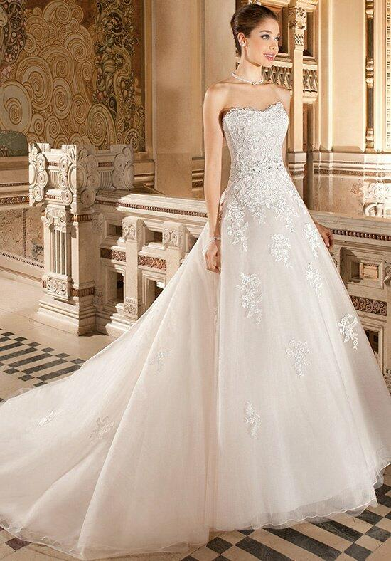 Demetrios 1496 Wedding Dress photo