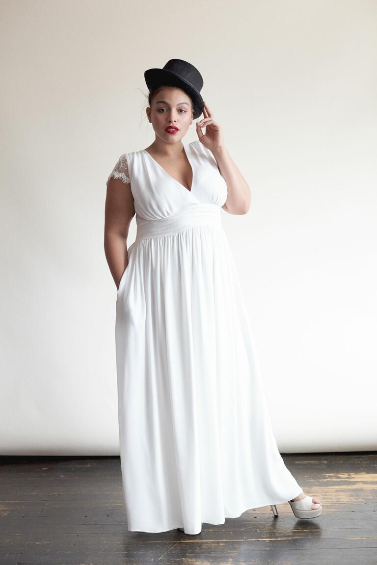 Wedding Plus Size Casual Wedding Dresses beach wedding dresses a complete guide stone fox bride federika plus size dress