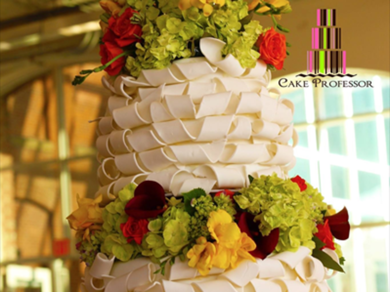 Wedding Cakes in Columbia