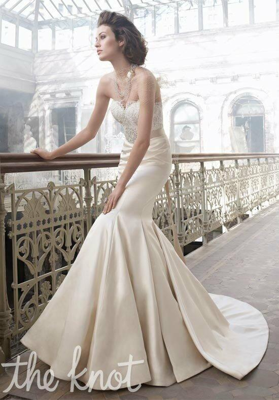 Lazaro 3207 Wedding Dress photo