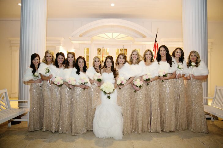 An Elegant New Year's Eve Wedding at Lone Star Mansion in ...