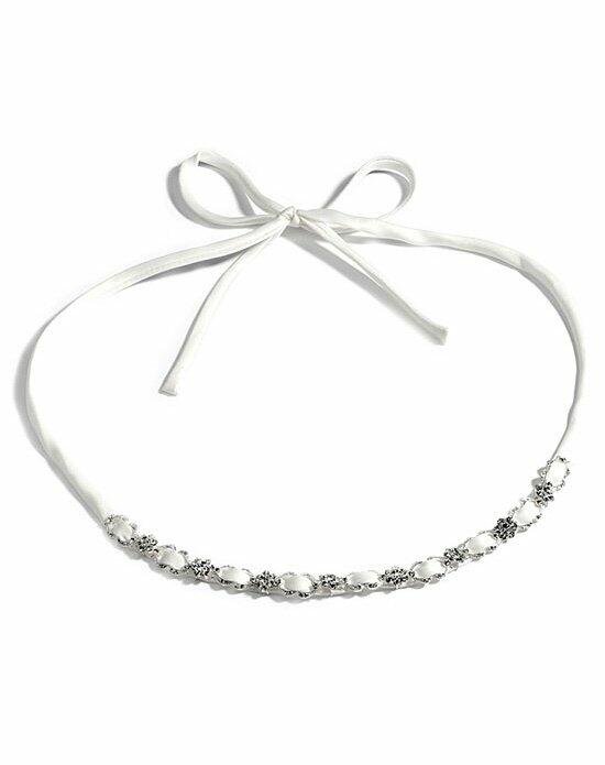 USABride Delicate Satin Ribbon Headband TI-739 Wedding Pins, Combs + Clips photo
