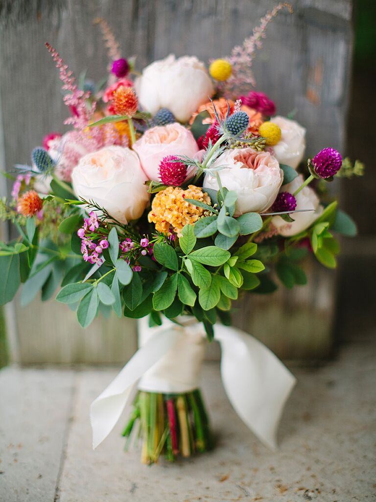 15 Standout Wildflower Bouquets