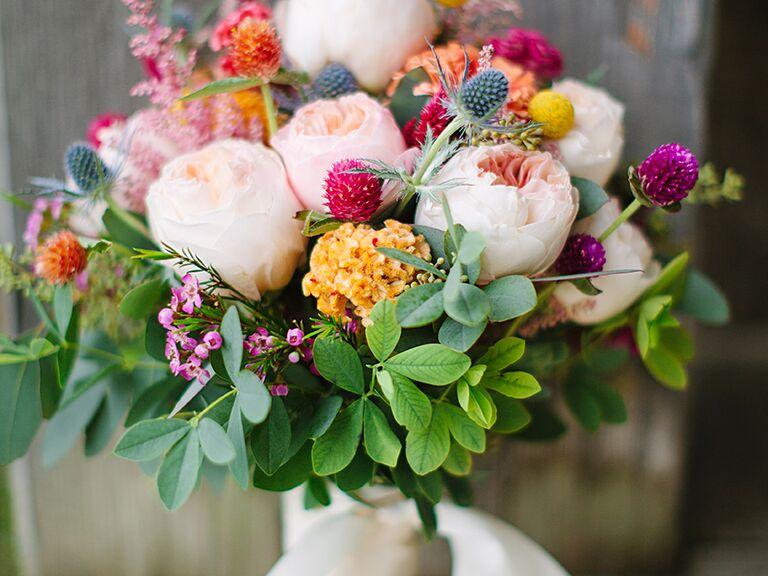 Gorgeous Wildflower Bouquet Ideas