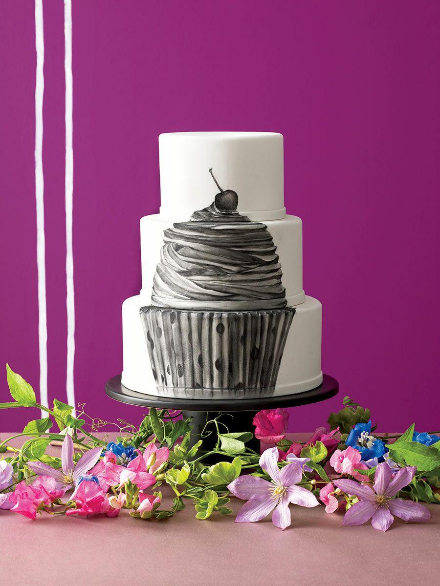 The 25 Prettiest Wedding Cakes We\'ve Ever Seen