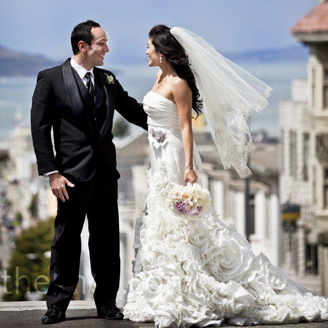 A Classic Formal Wedding In San Francisco Ca