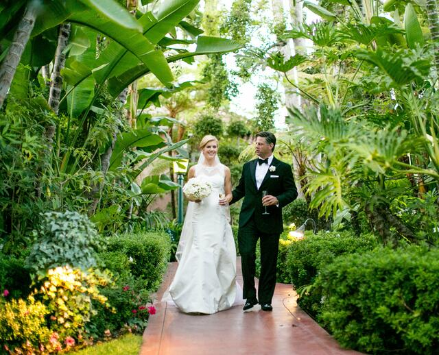 A Beverly Hills Hotel Wedding In California