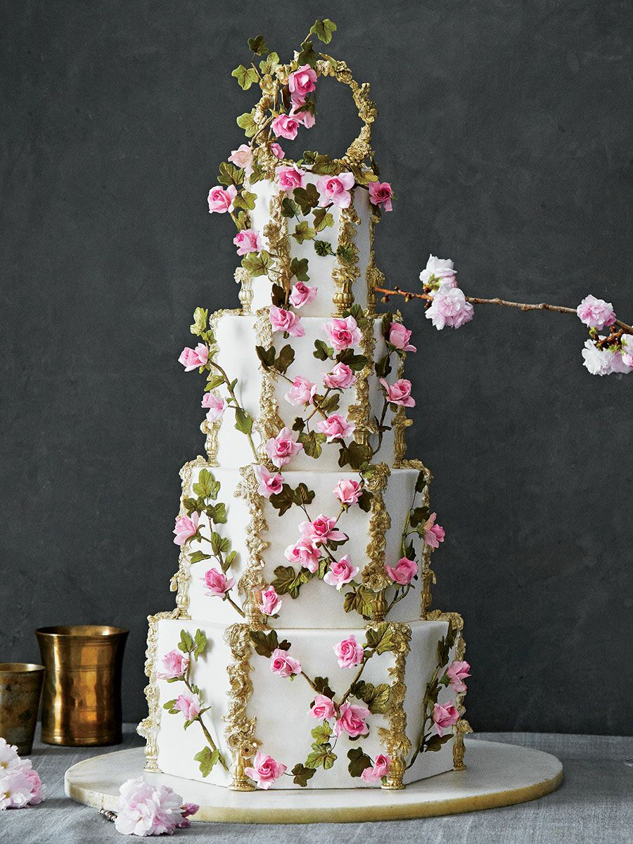 The 25 Prettiest Wedding Cakes Weve Ever Seen