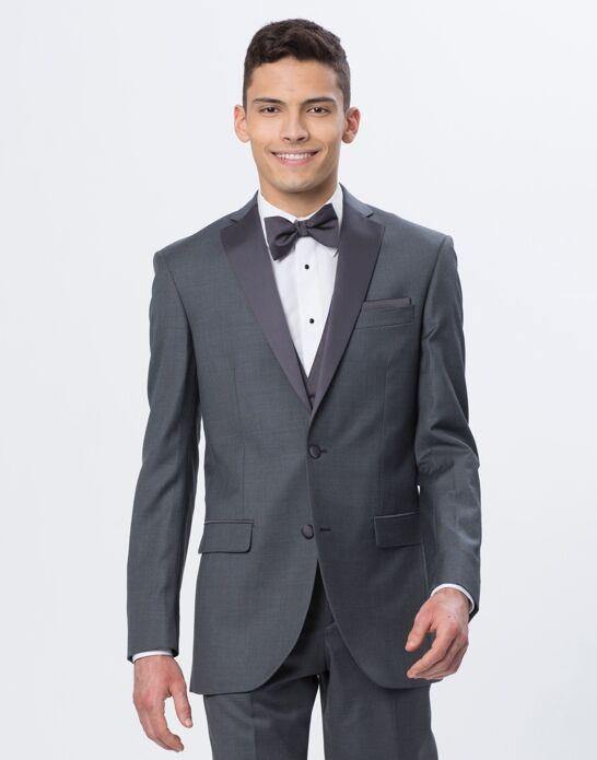 gray tuxedos