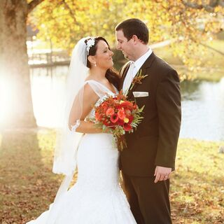 A Rustic Autumnal Wedding in Cullman, AL