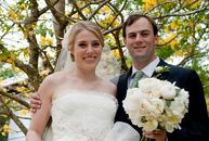 The Bride Katie Dellecker, 26, a title agent for Dale Property Services LLC The Groom Walker Simmons, 28, a recruiter for Learfield Sports Communicati