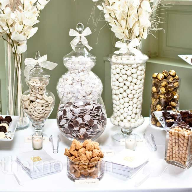 Wedding Dessert Bar: Wedding Dessert Bar