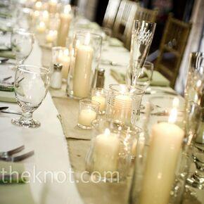 Wedding Decoration And Winter Reception Image