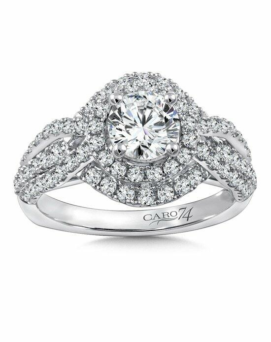 Caro 74 CR830W Engagement Ring photo