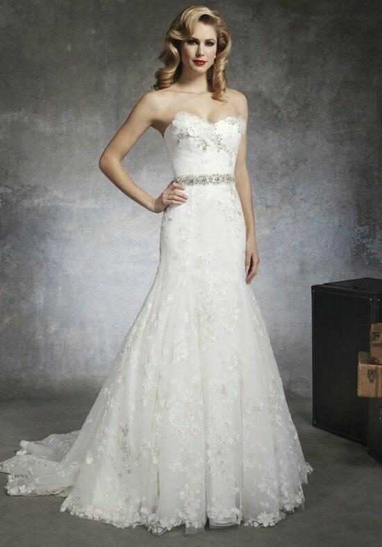 Justin Alexander 8663 Wedding Dress photo