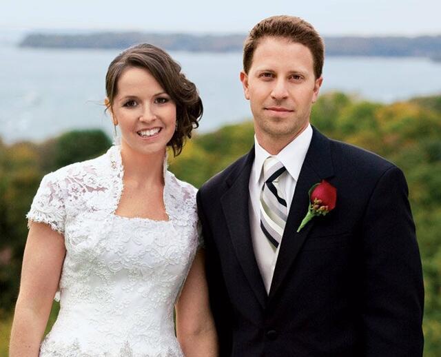 Krista Tom An Indoor Wedding In Woodbury Ny