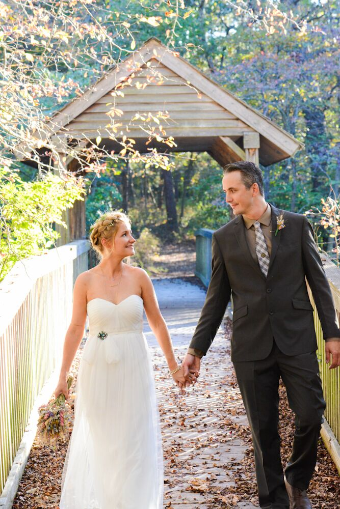 A Natural Wedding At Lakeside Clubhouse Reception Facility In Medford New Jersey