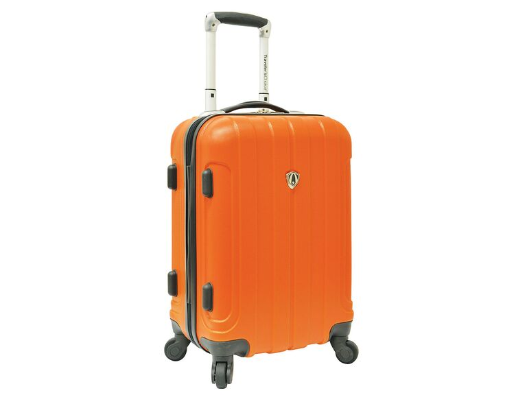 Traveler's Choice suitcase