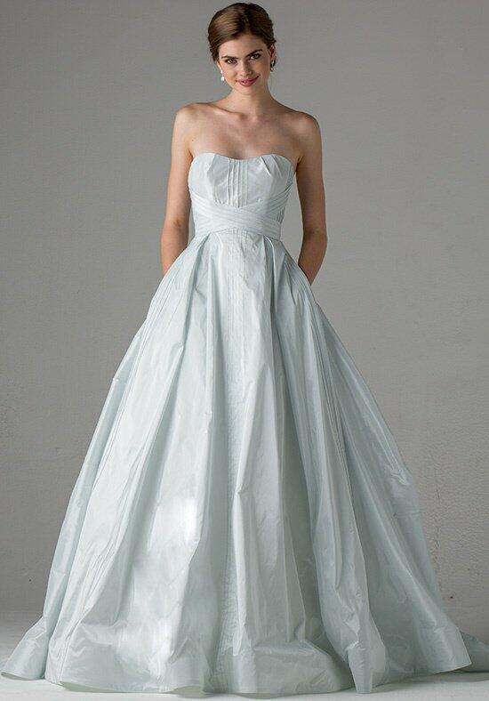 Blue Willow Bride by Anne Barge Hayden Wedding Dress photo