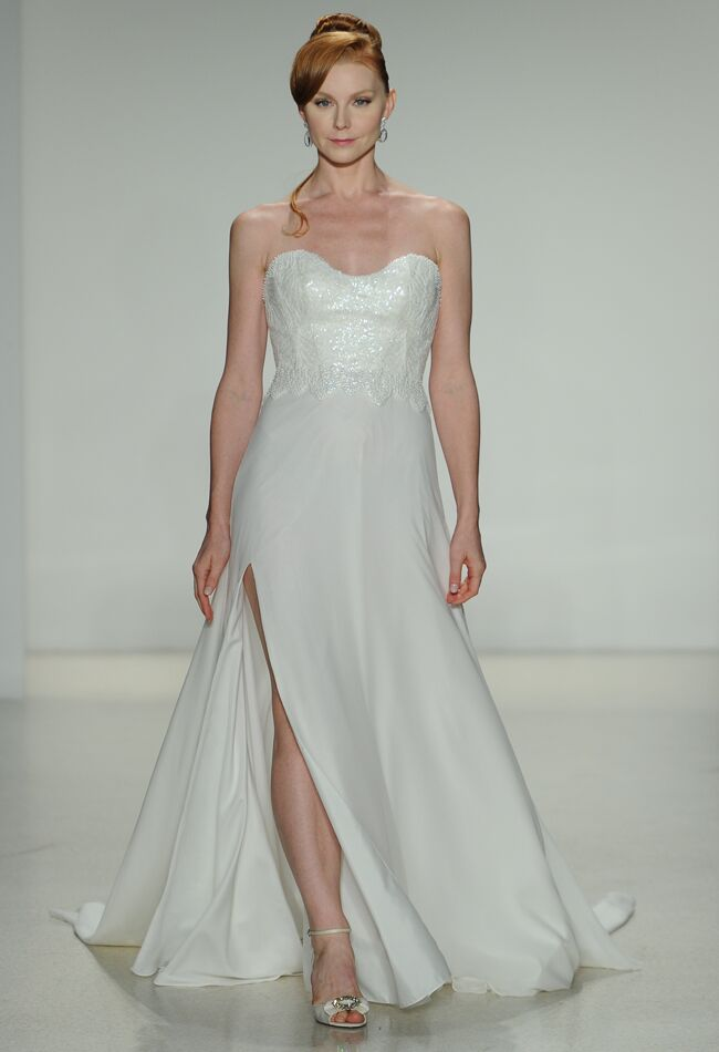 Matthew Christopher Wedding Dresses Are Inspired By S