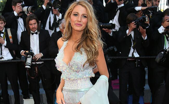 Blake Lively Wedding Dress.Blake Lively Accidentally Burned Her Wedding Dress