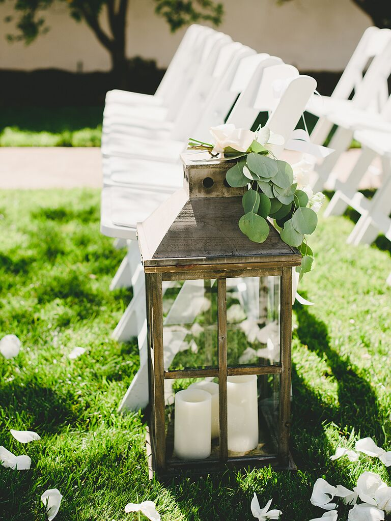15 ideas to steal from these rustic wedding aisles junglespirit Gallery