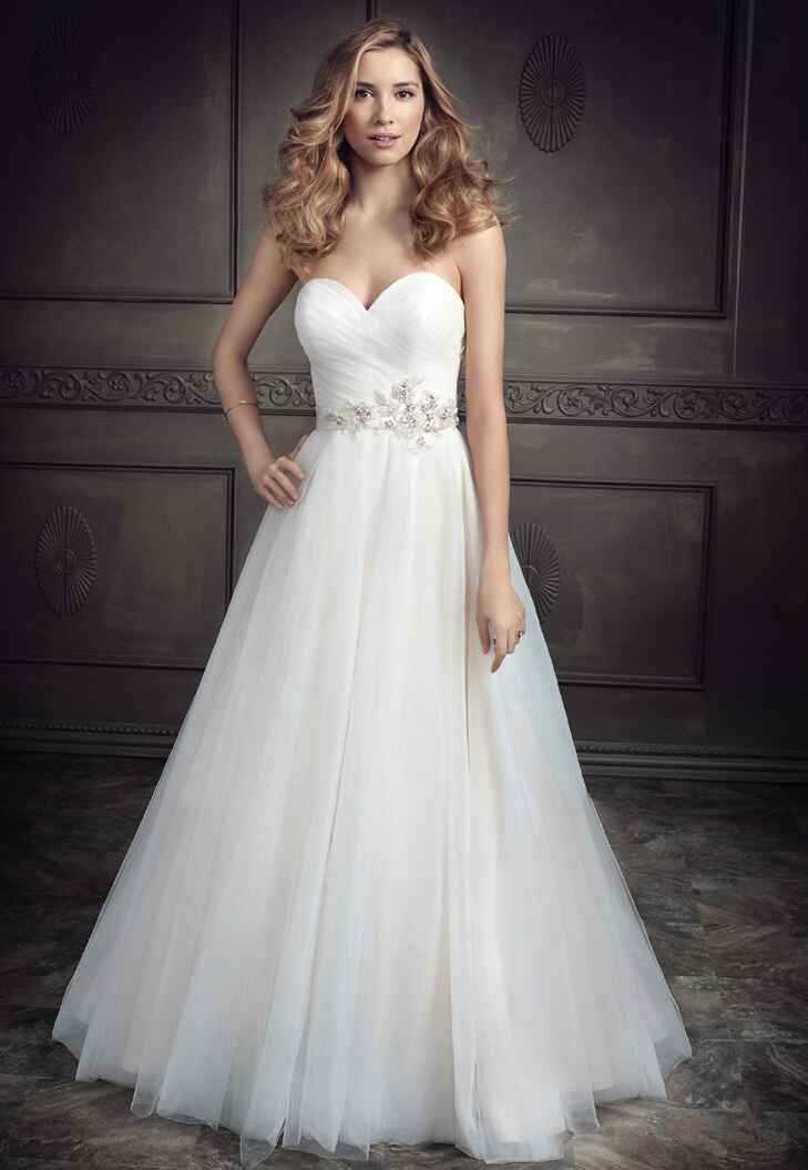 15 Wedding Dresses Under 1 000
