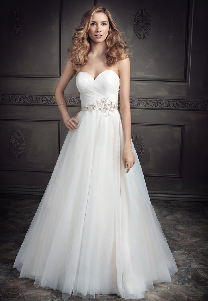 Kenneth Winston Ella Rosa Collection Wedding Dress