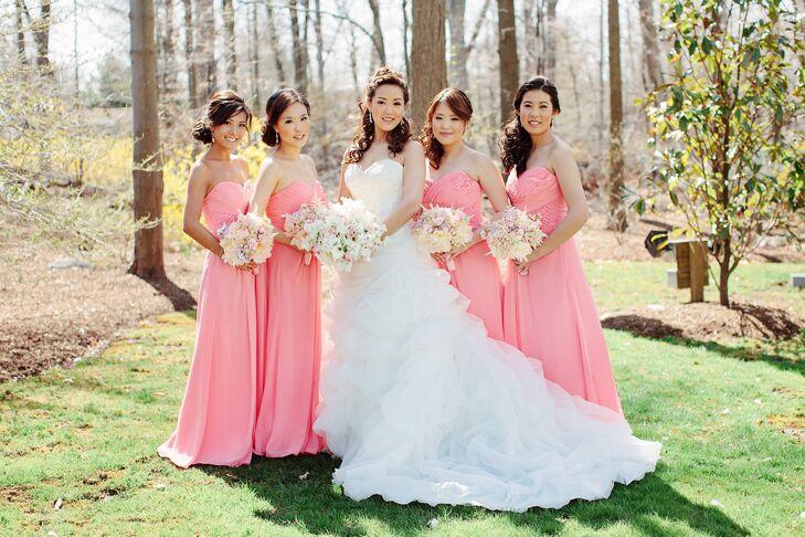 A Secret Garden Wedding In Livingston Nj