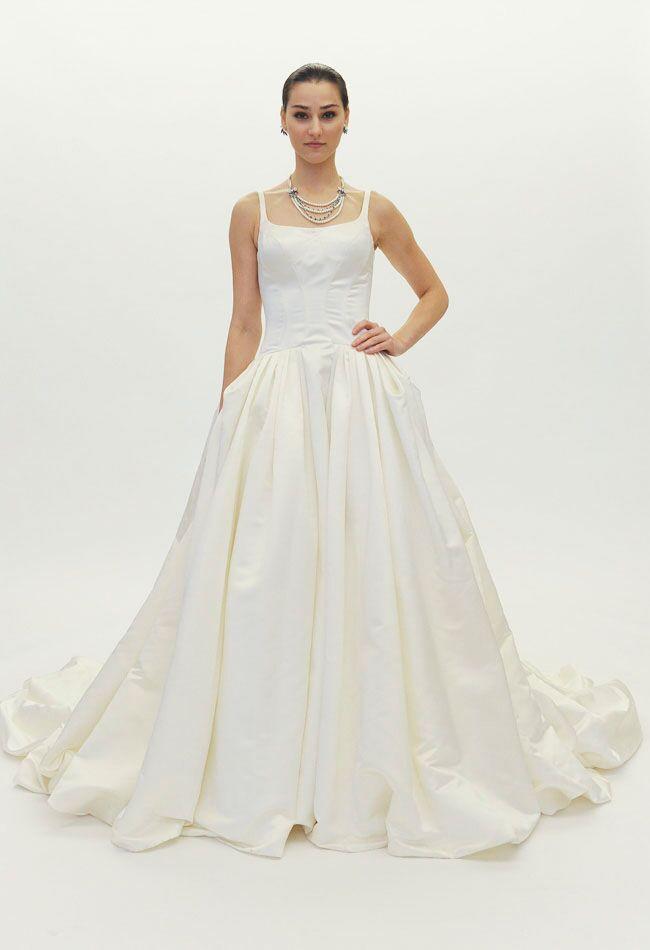 zac posen wedding dress - Wedding Decor Ideas